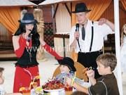 Детский день рождения в Днепропетровске