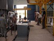 Литейное оборудование для производства точных отливок литьем лгм