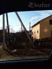Недостроенный дом , 8*10 , 2х уровневый