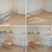 Кровати металлические,  новые