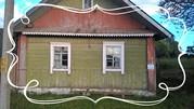 хороший, большой, теплый дом в деревне.