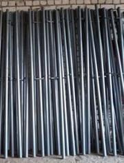 Столбы металлические  большие скидки бесплатная доставка
