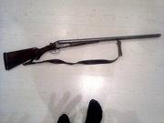 Иж 58,  12 кал. штучное,  длинные стволы,  третье ружьё не вмещается в се