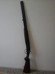 Охотничье ружье ИЖ 27 16 калибр,  1985 г,  цена 100 BN