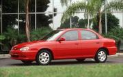 Продаю авто KIA Sephia