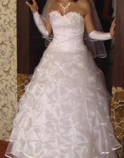 Cвадебное Платье в идеальном состоянии!!!